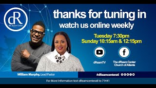 The dReam Center Church of Atlanta dR Online 6am Prayer Experience January 13, 2021 6:00am