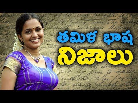 తమిళ భాష నిజ చరిత్ర || Real History of The Tamil Language || T Talks