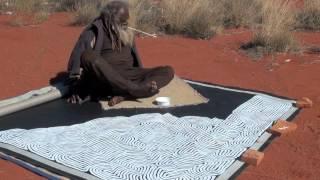 Aboriginal Art Ronnie Tjampitjinpa - 1521