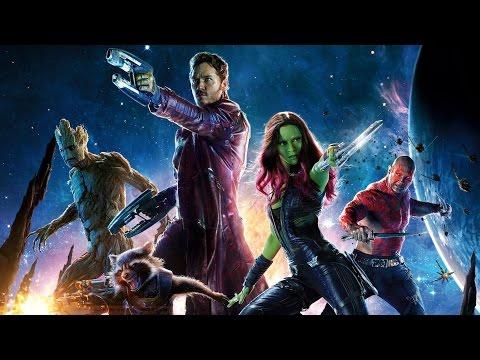 Superhero Origins: Guardians Of The Galaxy