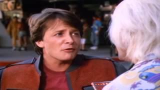 Regreso al futuro 2 Back To The Future Part II 1989  TRAILER