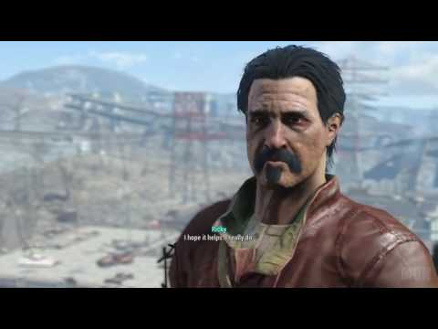 Road To Freedom / Tradecraft Fallout 4 Gameplay Walkthrough [Railroad Quests]