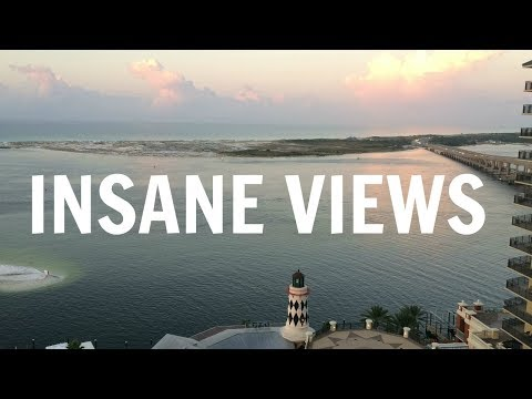 THE CRAZIEST Hotel Suite TOUR - Family OF 7 on FIRST Vacation (Wyndam Resort in Destin, Florida)