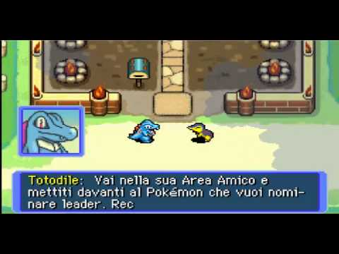 Pokemon Mystery Dungeon: Squadra Rossa (ITA) *Evoluzione Dei Pokemon*