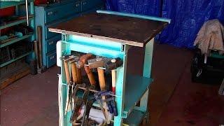 Міні стіл для зварювання ч.2 / Мини стол для сварки ч.2 / Mini table for welding p.2(Роблю саморобний міні стіл для зварювання ч.2 Делаю самодельный мини стол для сварки ч.2 I make homemade mini table for..., 2015-04-02T11:00:01.000Z)