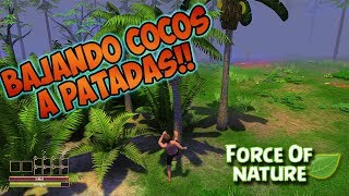 Force Of Nature: Entrenando Las Patadas || Juego Para Pc Pocos Requisitos || GRATIS