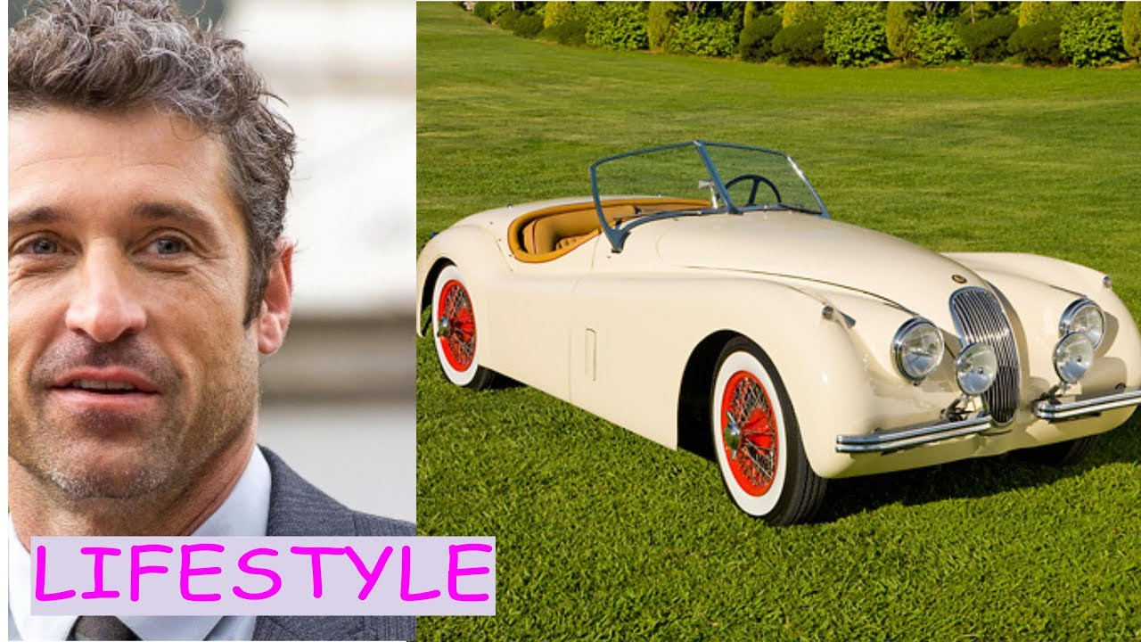 Patrick Dempsey Lifestyle Cars House Net Worth