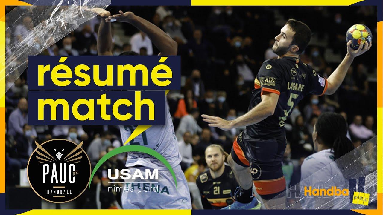 Download Aix/Nimes, le résumé du match