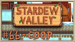 Stardew Valley - [Inn's Farm - Episode 66] - Coop [60FPS]
