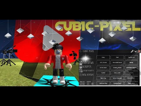 NEW/HACK/ROBLOX/ (CUBIC-PIXEL) (Script)/AND MORE - YouTube