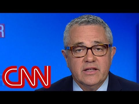 Jeffrey Toobin outlines significance of Mueller's Michael Cohen documents