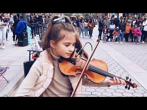 Believer - Imagine Dragons - Violin Cover by Karolina Protsenko