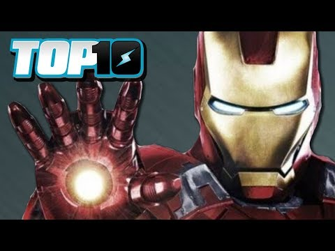 Top 10 Craziest Iron Man Suits