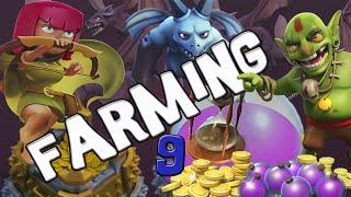 Los primeros botines del año | Farming #9 | Descubriendo Clash of Clans