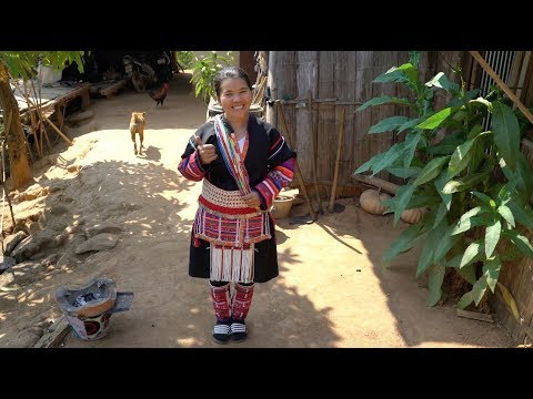 MEETING THE AKHA PEOPLE - SEED OF HOPE