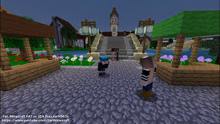 NEW PopularMMOs When DanTDM is a good guy - Love Challenge Part 2 Pat and Jen Minecraft Mods