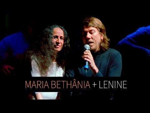 """Maria Bethânia e Lenine - """"Nem o Sol, Nem a Lua, Nem Eu"""" (Ao Vivo) - Noite Luzidia"""