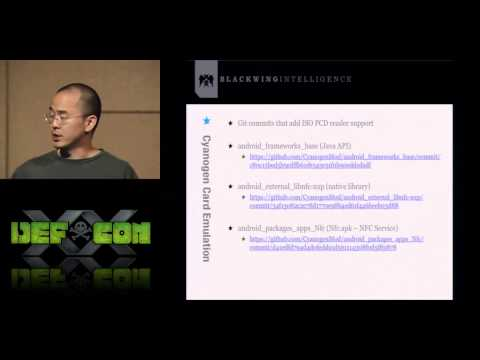 [DEFCON 20] NFC Hacking: The Easy Way