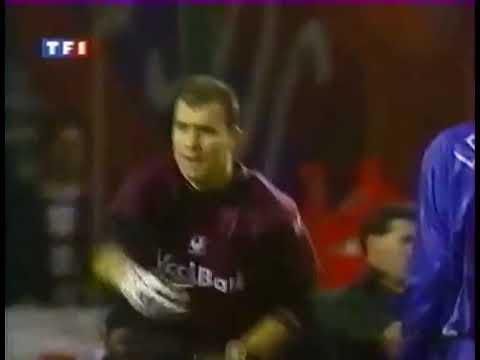 PSG vs Galatasaray 96/97-1/8 C2 Retour