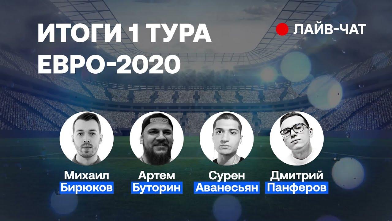 ЕВРО-2020: лучшие игроки и лучшие сборные 1 тура | Подкаст Eurosport.ru
