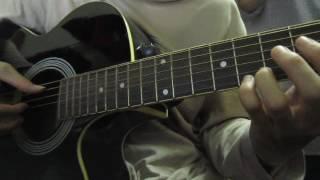 (Trần Tiến) Tóc gió thôi bay (Acoustic Guitar Solo)