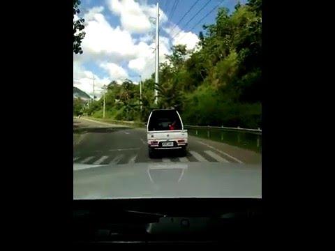 Naga to uling road cebu