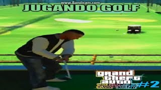 GTA IV: The Ballad Of Gay Tony#2 Jugando Golf
