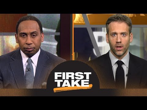 Stephen A. and Max react to Kawhi Leonard deciding not to play rest of season | First Take | ESPN