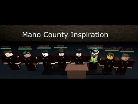 Law Enforcement Inspiration [Mano County Sheriff Office] - YT