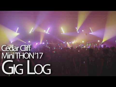 Cedar Cliff High School Mini THON 2017 DJ Gig Log