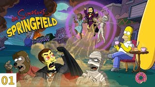 Die Simpsons - Springfield #01 Halloween 2018 (Deutsch; Let's Play)