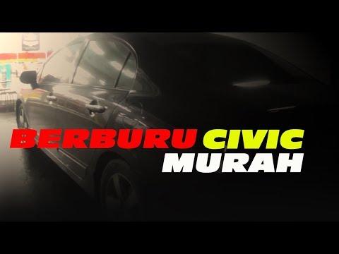 Alhamdulillah Dapat Civic FD Harga Murah: Memburu Mobil Impian