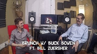 Brunch w/ Buck Bowen & Bill Zuersher | E02: Hell, Baywatch & the First Atheist