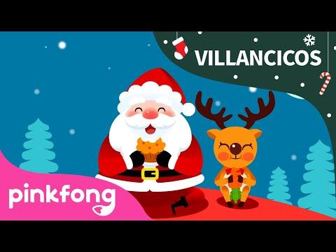 Querido San Nicolás | Villancicos de Navidad | Pinkfong Canciones Infantiles