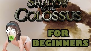 SHADOW OF THE COLOSSUS FOR BEGINNERS