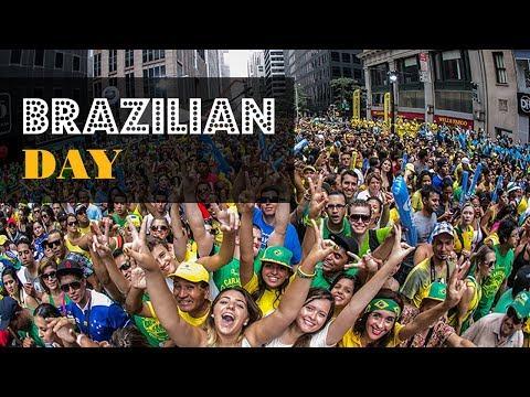 💛Little Brazil Street BIG Brazilian party 🇧🇷BE NY Minute