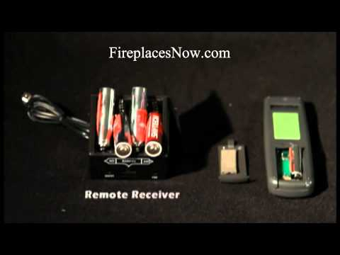 How To Install A Fireplace Remote