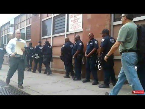 BEST 1st Amendment Audit - It's Not Illegal To Record Officers of a Jail on a Public Sidewalk- QBM