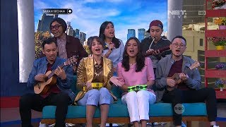 Keseruan Nyanyi Bareng Mumu,Enzi & Marion Jola