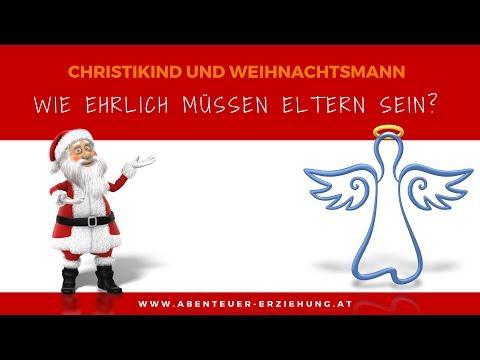 Christkind/Weihnachtsmann: wie ehrlich sollen/können Eltern sein?