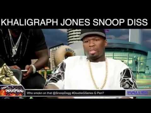 Snoop Dogg Kaligraph Jones diss