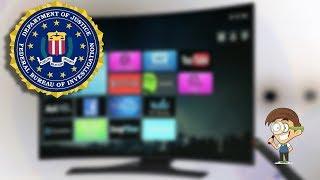 ФБР предупредило об опасности Smart TV