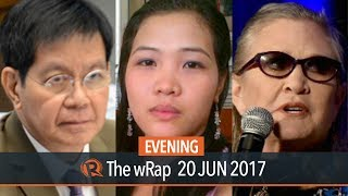 Lacson, Dalquez, Fisher | Evening wRap