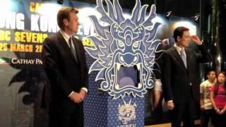 Hong Kong Sevens 2012 Official Draw