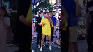 2018.8.12&걷고싶은거리&홍대&공차앞&버스킹&여성댄스팀&Diana(지윤)&by큰별