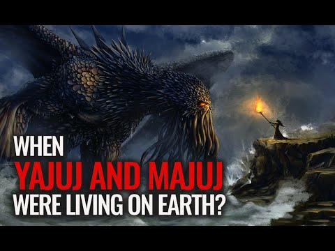 Download Horrifying Facts about Yajuj and Majuj