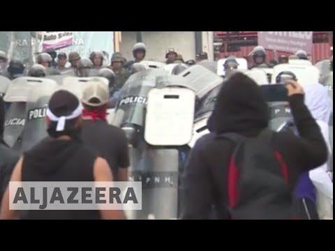 🇭🇳 Honduras: protests against President Hernandez continue