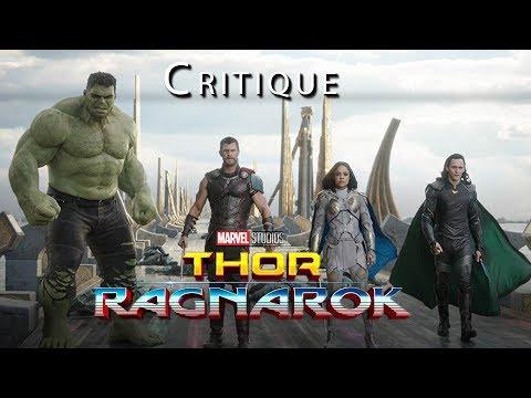 THOR RAGNAROK : Critique du film