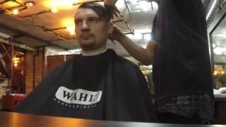 VLOG: Не дешовая стрижка волос (BARBERSHOP или барбершоп) мужской парикмахер Mr.Colt(, 2016-12-01T10:04:45.000Z)