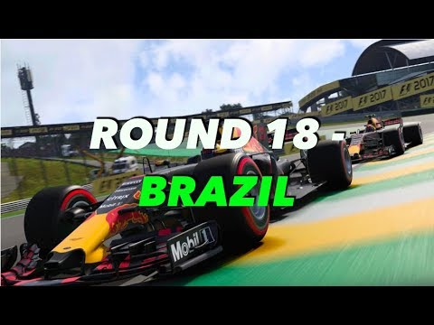 LATE BRAKING ONLINE RACING LEAGUE: ROUND 18 - BRAZIL